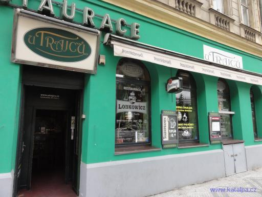 Restaurace U Trajců - Praha