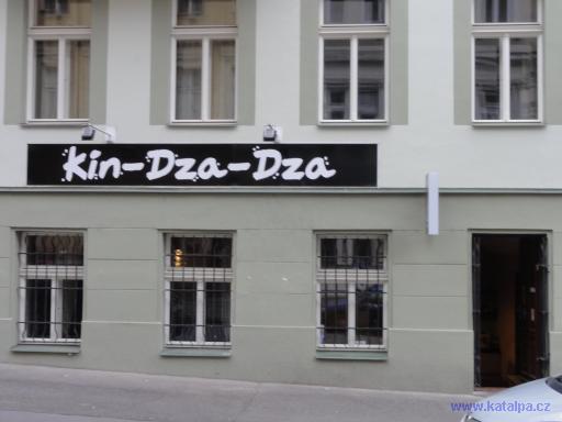 Kin-Dza-Dza - Praha