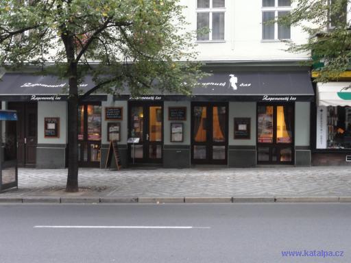 Restaurace Zapomenutý čas - Praha