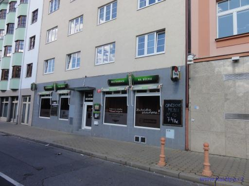 Restaurace Na břehu - Praha Vysočany