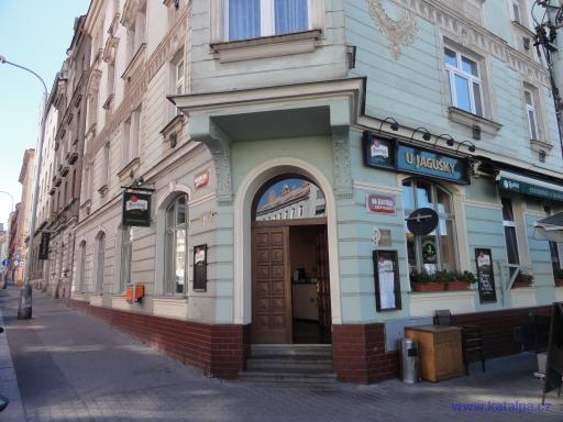 U Jagušky- Praha Libeň
