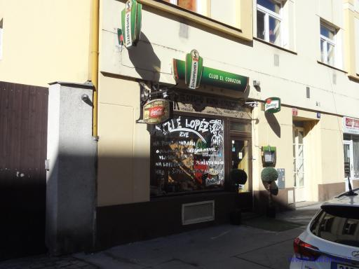 Club El corazon- Praha Libeň