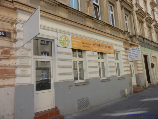 miniRestaurace Procelias česká bezlepková kuchyně - Praha Libeň