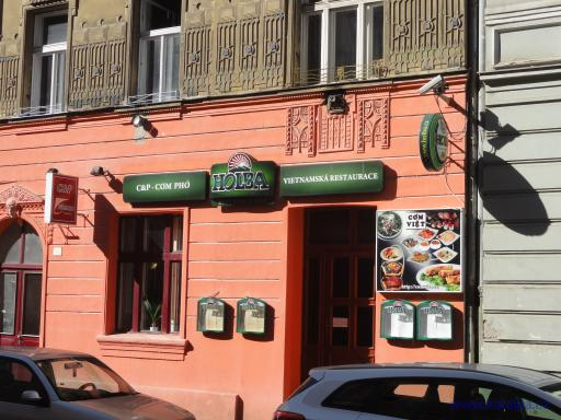 Vietnamská restaurace CP - COM Pho - Praha Libeň