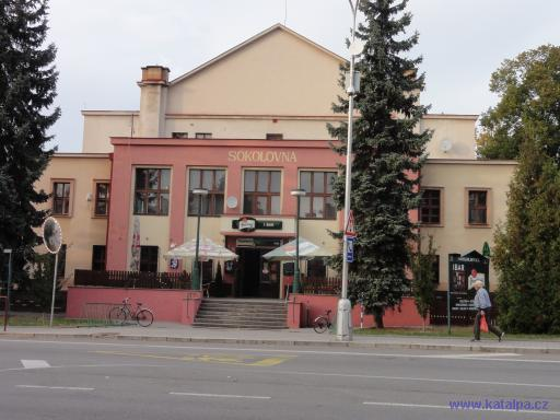 Sokolovna I Bar - Kostelec nad Orlicí