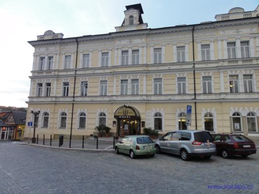 Hotel Havel - Rychnov nad Kněžnou