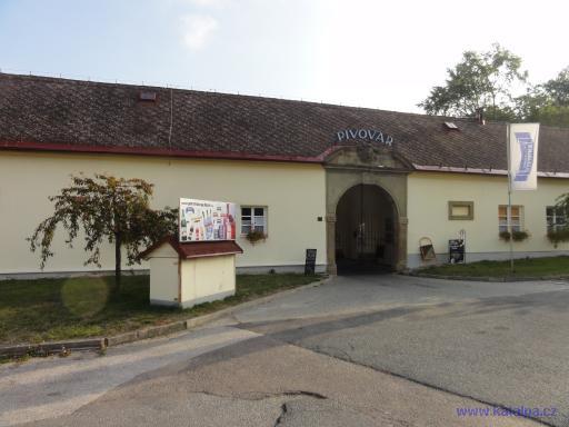 Pivovar - Rychnov nad Kněžnou