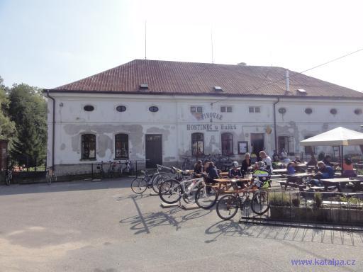 Pivovar a hostinec U Hušků - Běleč nad Orlicí