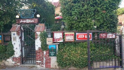 Jeep bar - Praha Klamovka