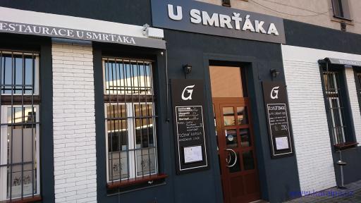 Restaurace U Smrťáka - Praha Vyšehrad