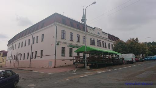 Restaurace Na radnici - Zbiroh
