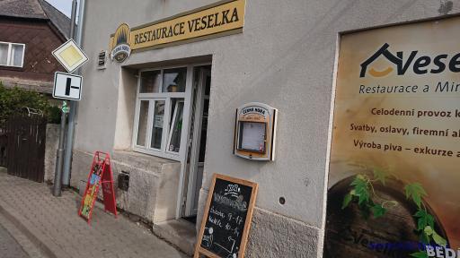Restaurace Veselka - Litomyšl