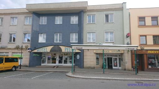 Hotel Peliny - Choceň