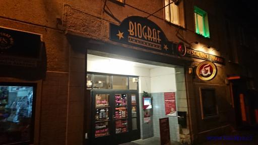 Restaurace Biograf - Bruntál