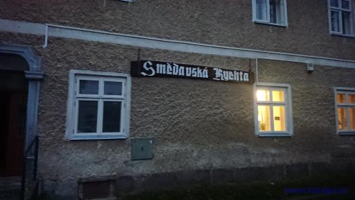 Smědavská Rychta - Raspenava