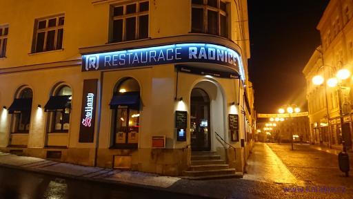 Restaurace Radnice - Jablonec nad Nisou