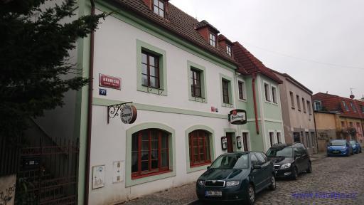 Penzion Ganymed - Praha Braník