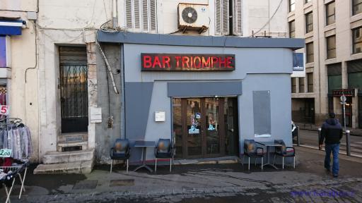 Bar Triomphe - Marseille
