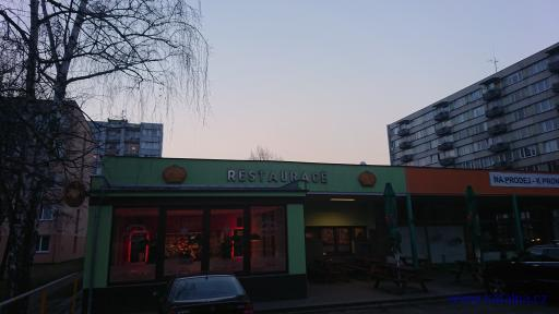 Restaurace Jiskra - Strakonice