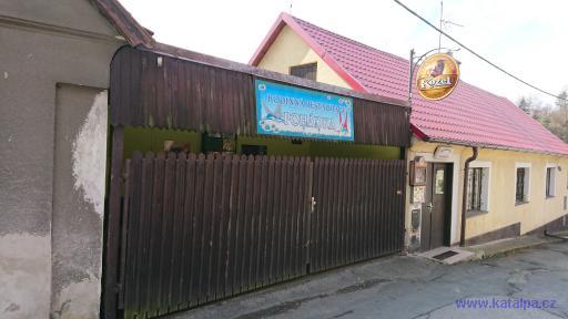 Rodinná restaurace Pohádka - Kamenný Přívoz