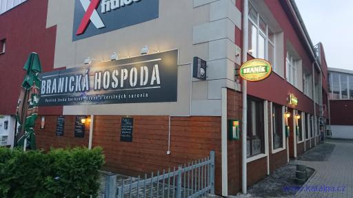 Branické hospoda - Praha Braník