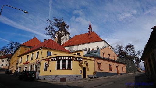 Restaurace U Pošů - Volyně