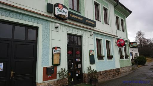 Restaurant Café U Maroušků - Vimperk