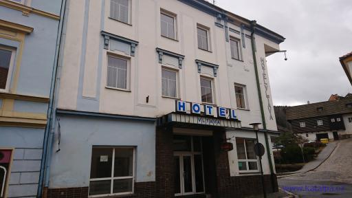 Hotel Vltava - Vimperk