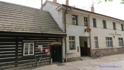 Stará hospoda - Dobřív