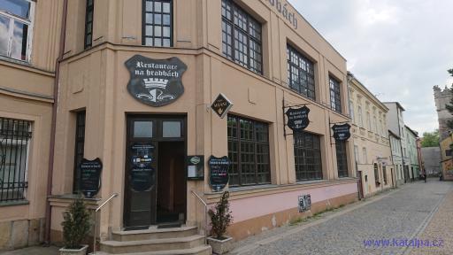 Restaurace na hradbách - Jihlava