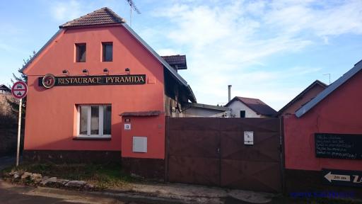 Restaurace Pyramida - Praha Slivenec