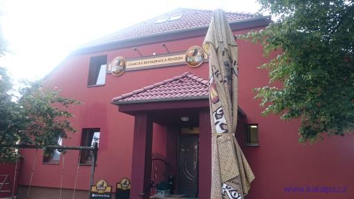 Zámecká restaurace a penzion - Nové Dvory