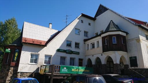 Hotel Národní dům - Deštné v Orlických horách