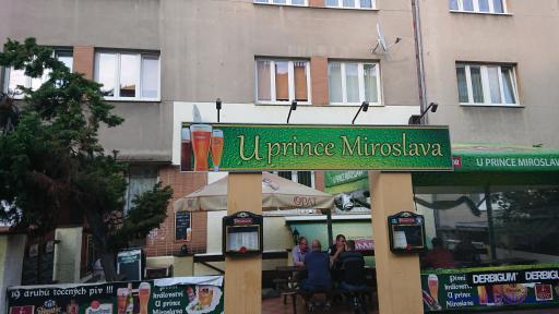U prince Miroslava - Praha Radlice