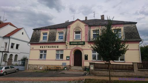 Restaurace U Džbánků - Praha Řeporyje