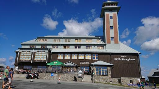 Hotel Fichtelberghaus - Fichtelberg