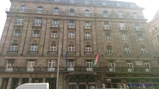 Café Astoria - Budapest