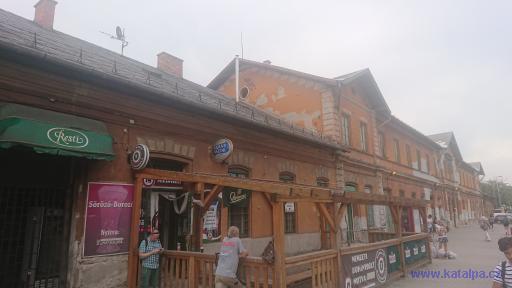 Nádražní restaurace Kelenfőld - Budapešť