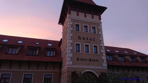 Hotel Peklo-Pokol - Komárno