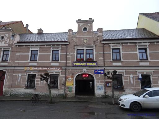 Tipáč bar - Sedlec-Prčice
