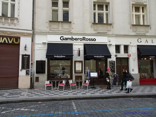 Gambero Rosso - Praha