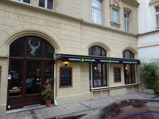Restaurant Černý jelen - Praha