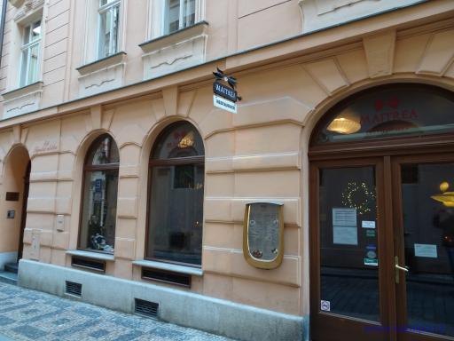 Restaurace Maitrea - Praha