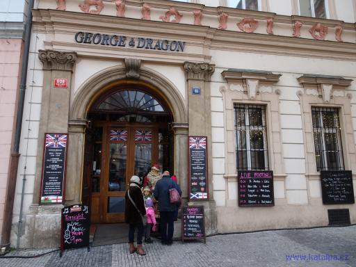 George & Dragon - Praha