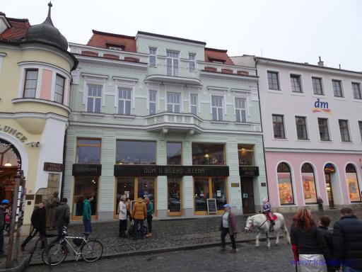 Kavárna Dům U bílého jelena - Uherské Hradiště