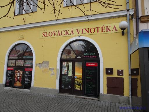 Slovácká vinotéka - Uherské Hradiště