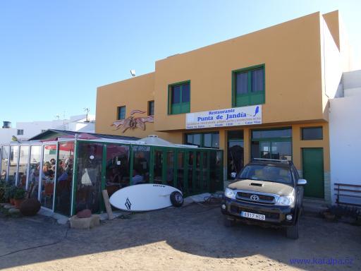 Restaurante Punta de Jandía - Fuerteventura