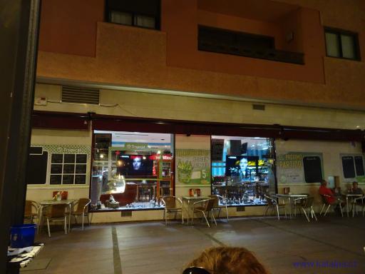 Bar tropical - Puerto del Rosario Fuerteventura