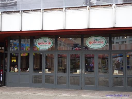 Pizzerie Galaxie - Praha Háje
