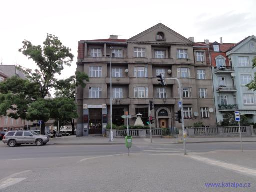 Restaurace U Písecké Brány - Praha